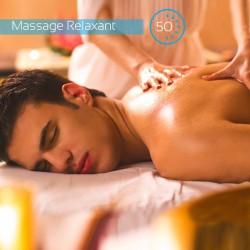 Massage Relaxant (50min)