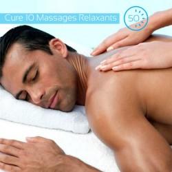Cure 10 Massages Relaxants...