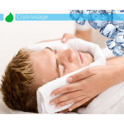 Cryothérapie visage...
