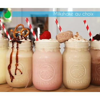 Milkshake Au Choix