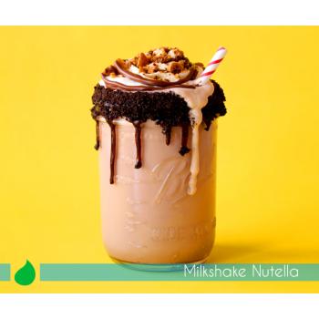 Milkshake Nutella