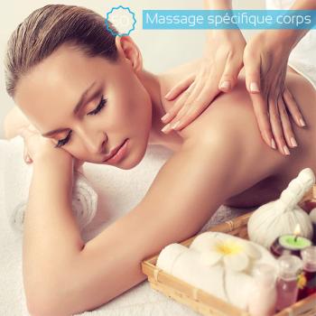 Massage Spécifique Corps (50M)