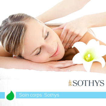Soin Corps SOTHYS