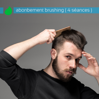 Abonnement Brushing Homme...