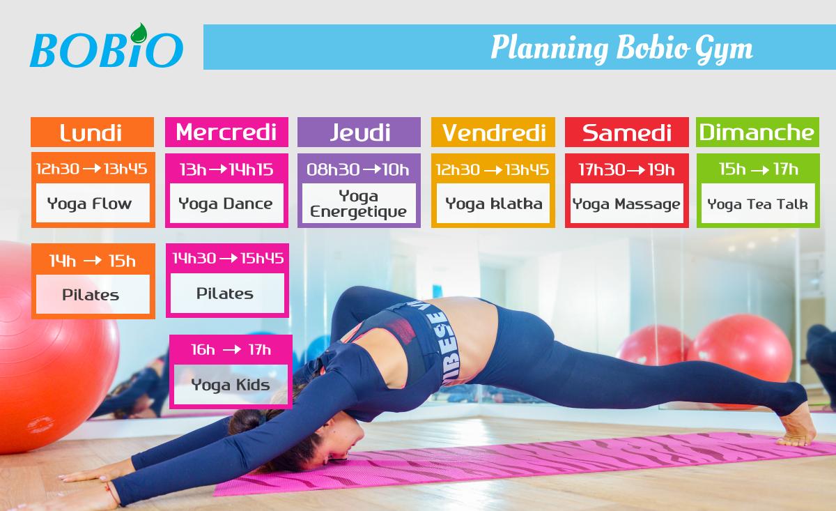 Planing Bobio Gym